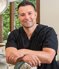Portrait of Christopher M. Amenedo, DDS